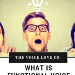 Learn how Functional Voice Coaching™ can help you to find your voice and make your sound TODAY!
