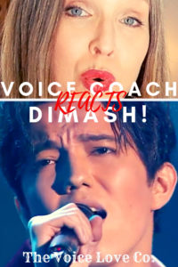 Voice Coach Reacts to Dimash Kudaibergen at The Voice Love Co.