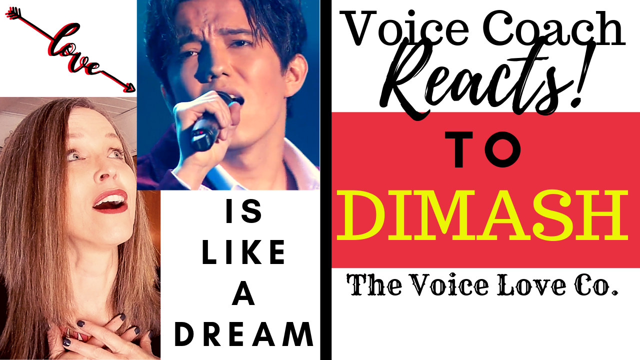 Voice Coach Reacts to Dimash Kudaibergen - The Voice Love Company