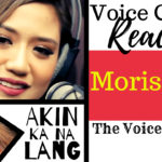 "Veteran Voice coach Christi Bovee reacts to Morissette Amon singing ""Akin Ka Na Lang"" here."